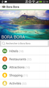 application voyage tripadvisor borabora