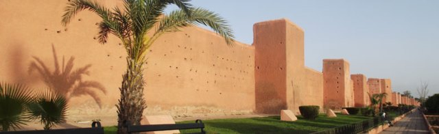 que faire a marrakech remparts